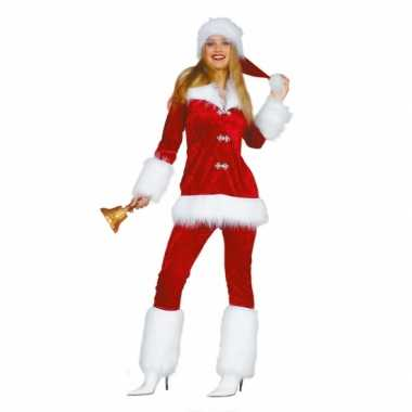 kerstvrouw kleding