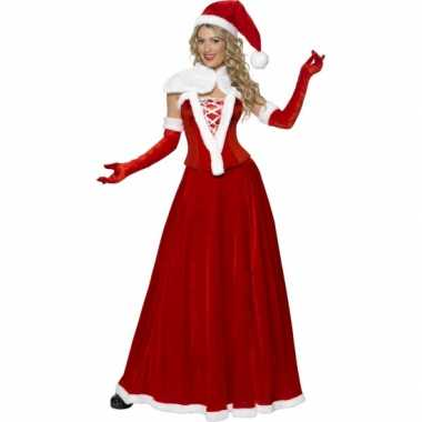 Dames  Mooie kerstvrouw kleding
