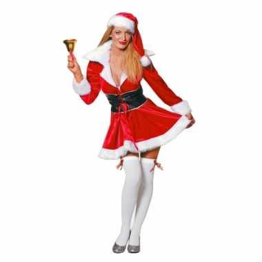 Dames  Sexy miss Santa kleding