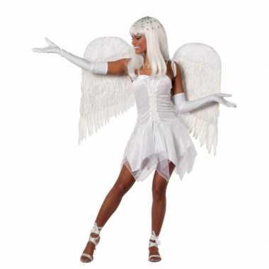 Feest kleding wit voor dames