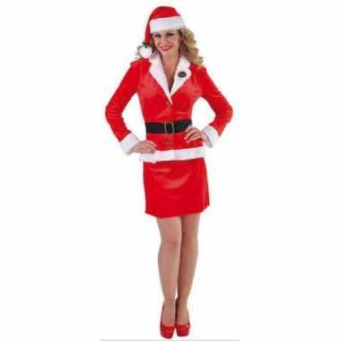 Mantelkleding kerst voor dames