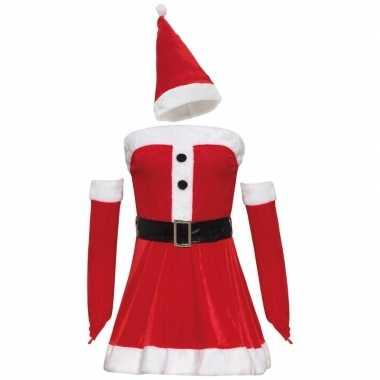 Sexy kerstvrouw kleding voor dames